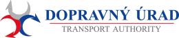 Logo Dopravného úradu SR